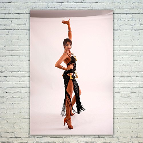 Westlake Art Performing Arts - Poster Print Wall Art - By Modern Picture Photography Home Decor Office Birthday Gift - Unframed 12x18 Inch (Dancesport Latin Costumes)