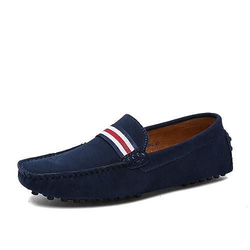Zapatos azules oficinas Eagsouni para hombre ctDkrQFkx1