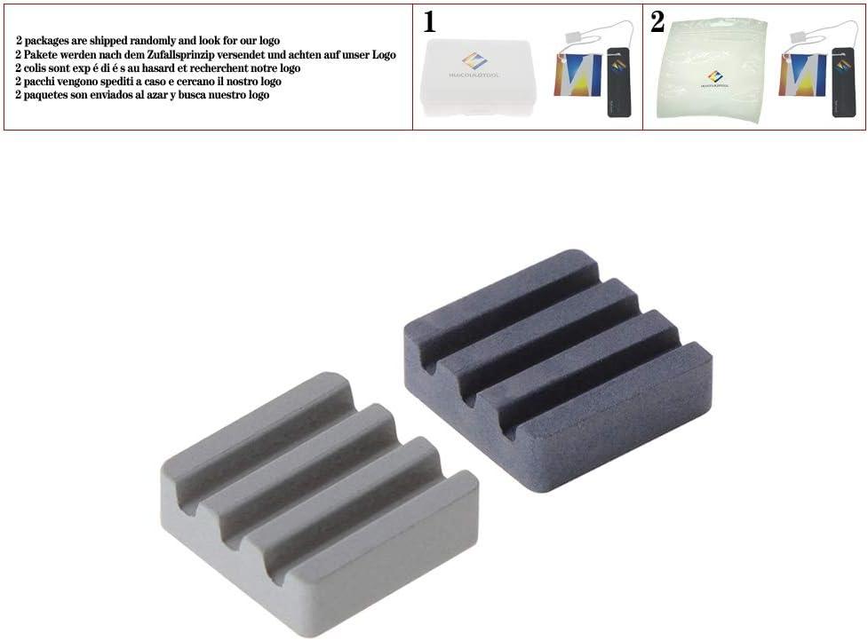 1 Set 10 PCS Ceramic Heat Sinks CPU Cooling dissipador for Raspberry Pi 3 2B Orange Pi Black