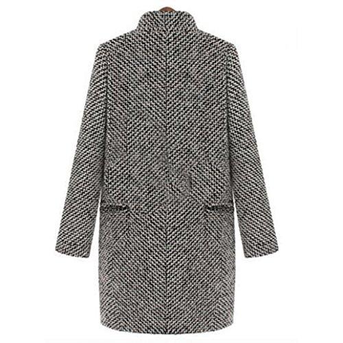 Sweatshirt Hoodie Pullover Parka Femmes Veste Reaso Hiver Chaud Manteau p7OzYPn