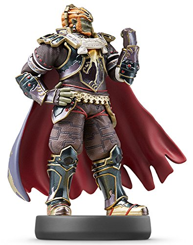 Ganondorf amiibo - Japan Import (Super Smash Bros Series) (World Of Nintendo Ganon)