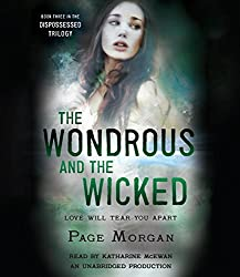 The Wondrous and the Wicked (The Dispossessed) by Page Morgan (2015-04-14)