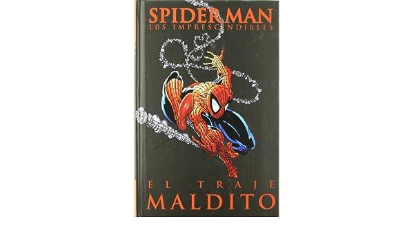 Spiderman. los Imprescindibles nº 1: el Traje Maldito ...