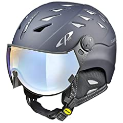 KEY FEATURES Signature CP all in one design offers flight helmet inspired looks and seamless protection from the elements Photochromic visor automatically adapts to changing light conditions so you always have the perfect tint CLIMATE+ Ventil...