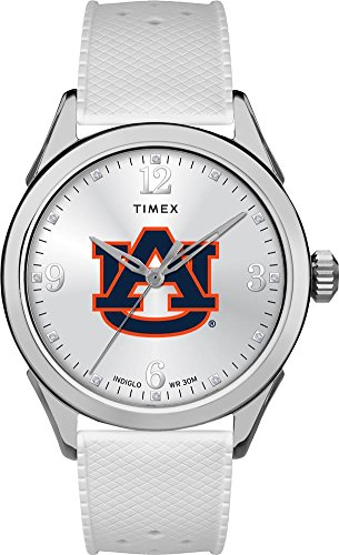 Timex Auburn University Tigers Ladies Silcone Athena Watch