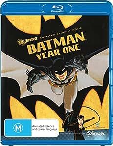 DCU Batman: Year One BD