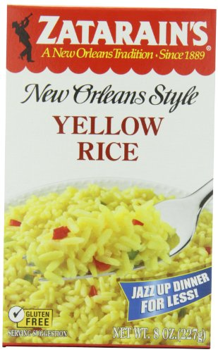 Zatarian's Yellow Rice, 8-Ounce (Pack of 12)