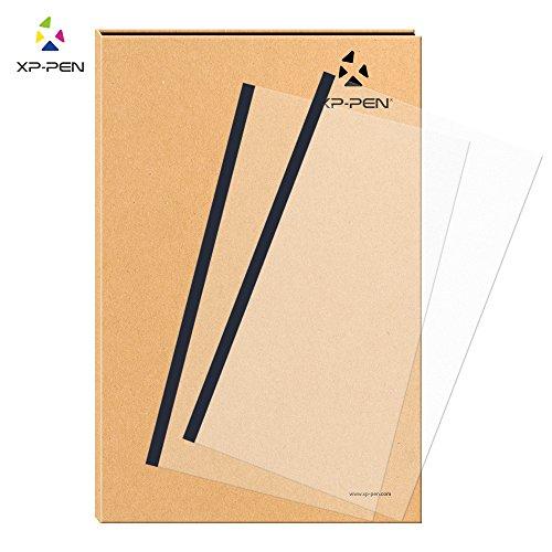 XP-PEN Star03 Star06 Drawing Pen Tablet Protector Star03 Star06 Graphic Drawing Tablet Protective Film (Pack of 2)