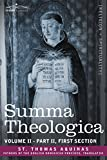 Image of Summa Theologica, Volume 2 (Part II, First Section)