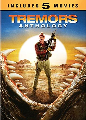 Tremors Anthology - Big Collection Sur