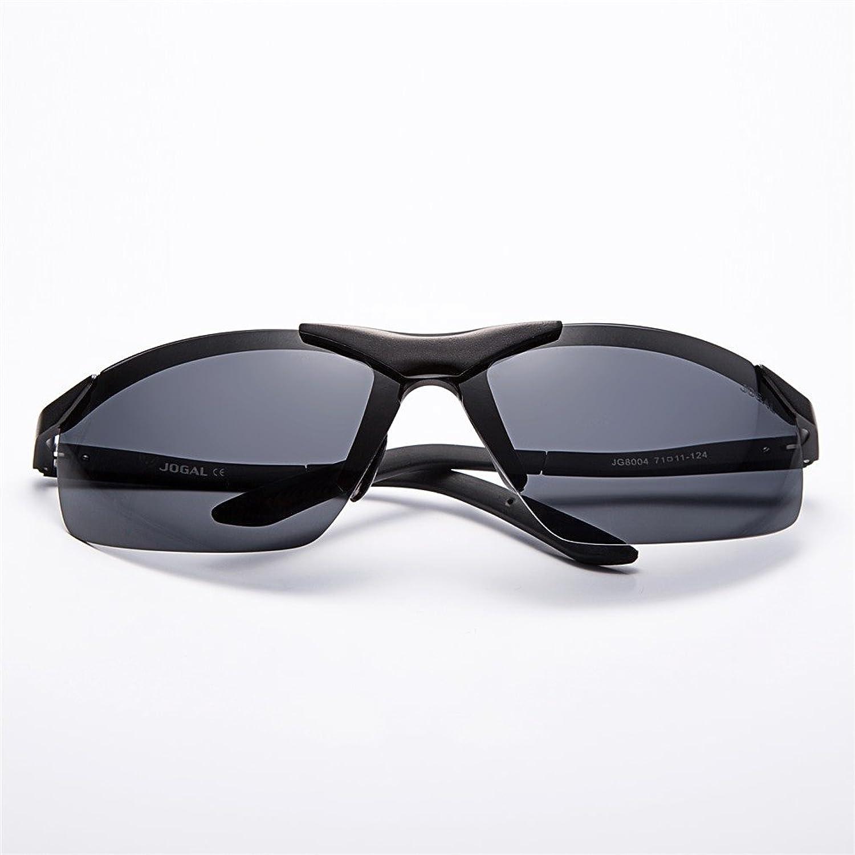 JOGAL - Lunettes de soleil - Homme - noir - RYd8Qwh39