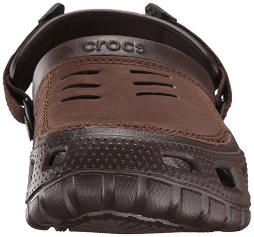 crocs Yukon Sport, Herren Clogs Braun (Espresso/Espresso)