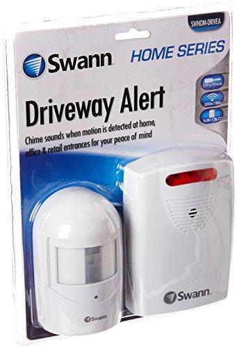Swann SCUHMDR Stand Alone Driveway Alert