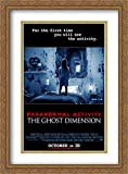 Paranormal Activity: The Ghost Dimension 28x38 Double Matted Large Large Gold Ornate Framed Movie Poster Art Print