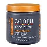Cantu Shea Butter Men's Collection Cream Pomade, 8 Ounce