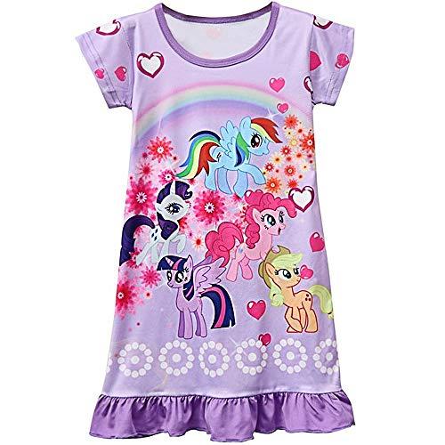 Moebao My Little Pony Pajama Dress 4y - 8y]()