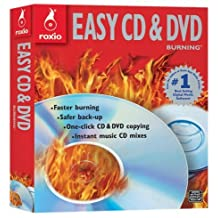 Easy CD & DVD Burning Mini Box