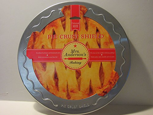 Mrs. Anderson's Universal Size Pie Crust Shield