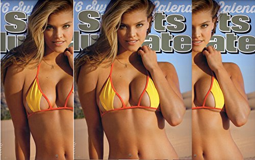 2016 Sports Illustrated Swimsuit Wall Calendar By Trends International (3-pack)