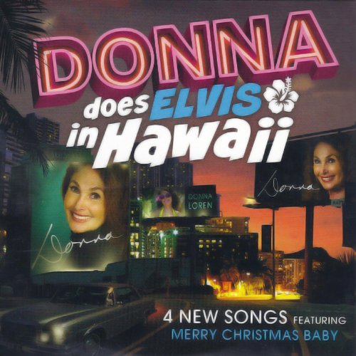 Elvis In Hawaii - Donna Does Elvis in Hawaii