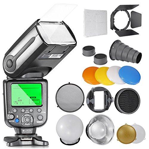 Neewer NW 565 i TTL Speedlite Flashlight product image