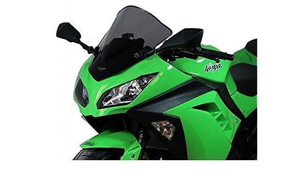 Burbuja MRA Racing Kawasaki Ninja 250R 2013 (Negro): Amazon ...