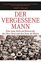 Der vergessene Mann (German Edition) Hardcover