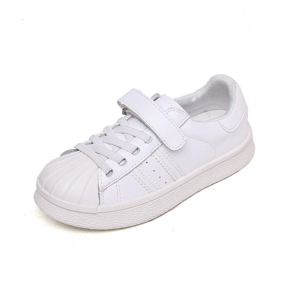 Children Baby Kids Girls Boys Toddler Genuine Leather Running Shoes Lightweigh Sneakers Love Sports Board Shoes