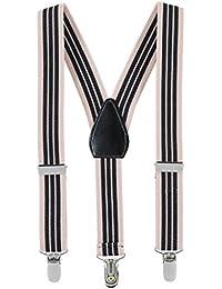 Hold'Em Suspender for Kids Boy USA Made Polished Clip...