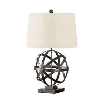 Lámpara De Sobremesa Modelo Americano Simple Lámpara De Mesa ...