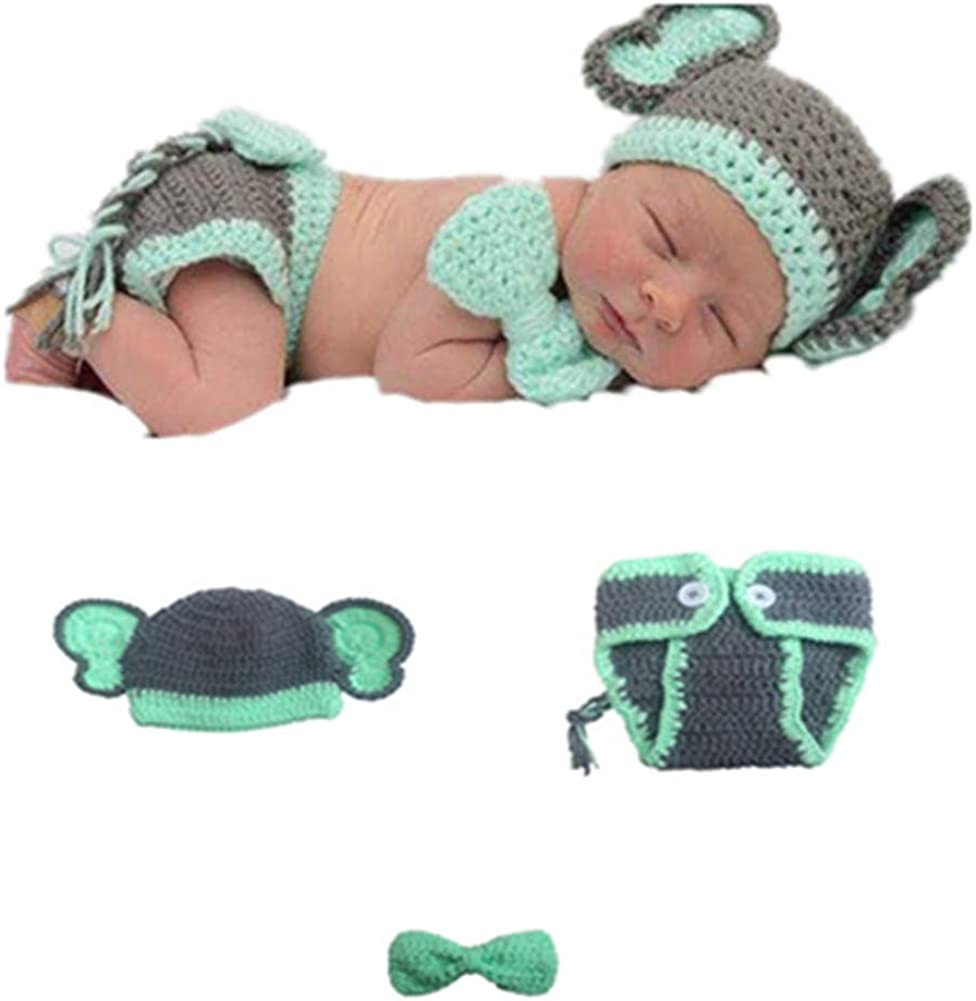 Newborn Elephant Outfit Baby Girl Outfit Knit Baby Costume Crochet ...   1001x965