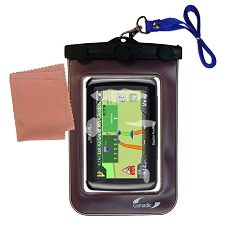 huge discount 35341 2a4d9 Amazon.com: underwater case for the Magellan Roadmate 2036 - weather ...