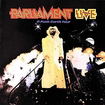 amazon p funk earth tour parliament クラシックソウル 音楽