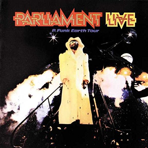 P-Funk Earth Tour by Parliament