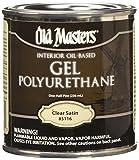OLD 24979 Gel Polyurethane Thick Gelled Clear Satin