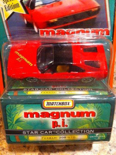 Matchbox Star Car Collection Magnum p.i. Ferrari 308 - P Ferrari