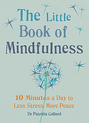 Little Book of Mindfulness: 10 minutes a day to less stress, more peace (MBS Little book (Inspiration Journal)