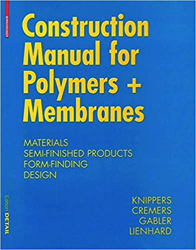 Construction Manual for Polymers + Membranes (Konstruktionsatlanten)
