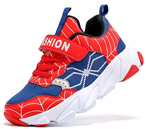 New Kids Girls Sports Running Shoes Casual Breathable Sneakers Shoes Size US 9 3