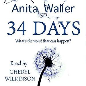 34 Days Audiobook