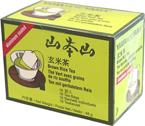 Yamamoto Green Tea (with roasted brown rice) 48g