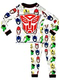 Transformers Boys Pajamas Size 6
