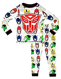 Transformers Boys' Transformers Pajamas