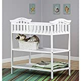 Dream on Me Jessica Changing Table (White)