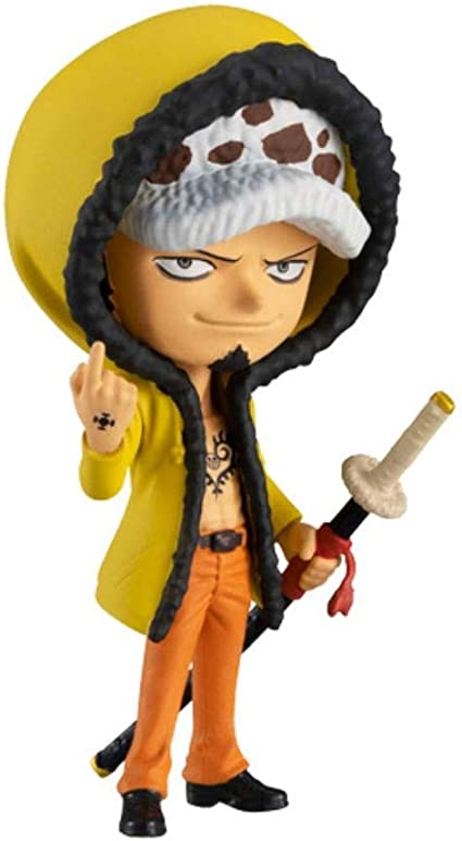 Banpresto One Piece Stampede DXF Grandline Men Figure Toy Trafalgar Law BP39643