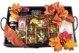 Autumn Leaves Fall Breakfast Gift Basket