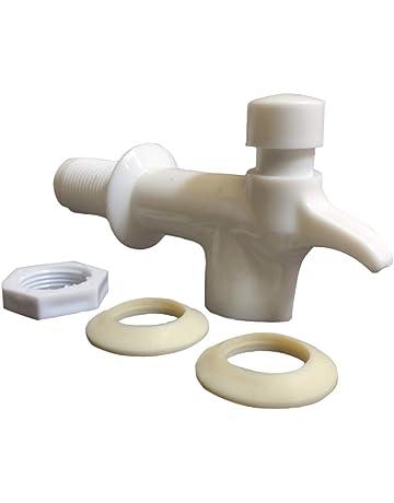 AquaNation BPA Free Replacement Cooler Faucet Water Bottle Jug Reusable Push Button Spigot Spout Water Beverage