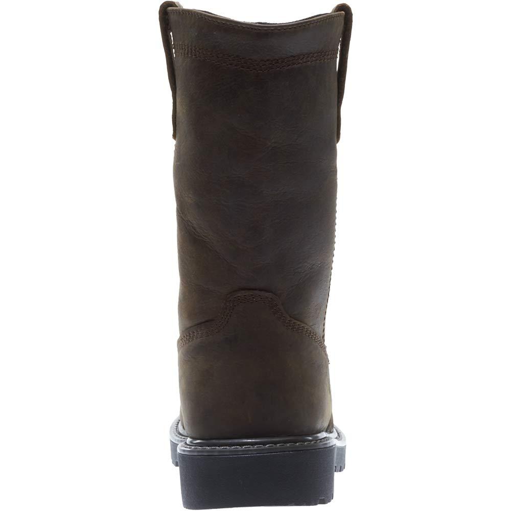 WOLVERINE Womens Floorhand Waterproof 10 Steel Toe Work Boot