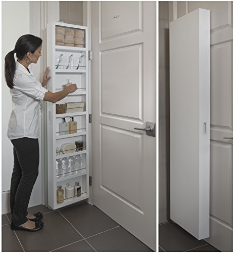 - Cabidor Classic | Behind The Door | customizable | Medicine, Bathroom, Kitchen Storage Cabinet
