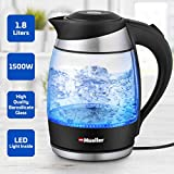 Mueller Premium 1500W Electric Kettle with